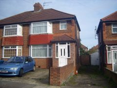 Orchard Grove, Burnt Oak/Edgware HA8