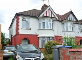 Curzon Crescent, London NW10